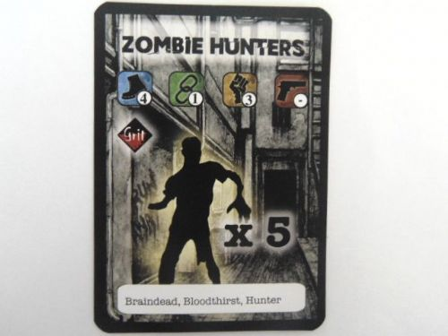 project z character card (zombie b)